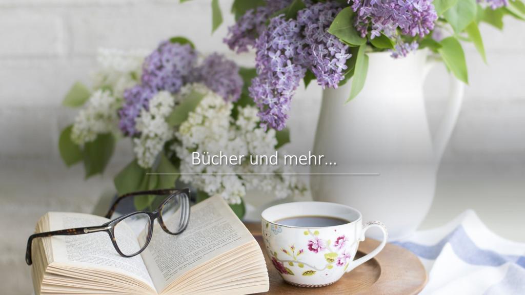 Bücher und mehr... Buchempfehlungen der Lebensfreude-Academy