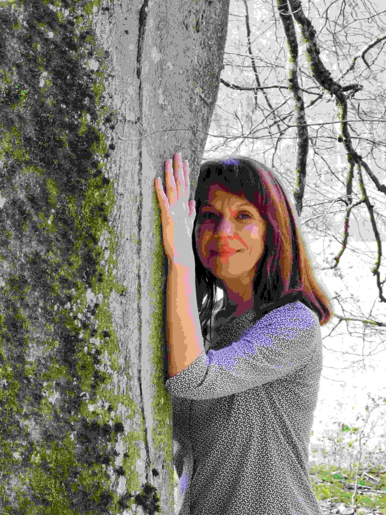 Lebensfreude-Academy - umarme einen Baum