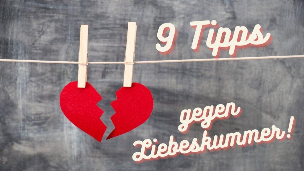 Tipps gegen Liebeskummer - 9 SOS Tipps, die dir wirklich helfen - Lebensfreude-Academy